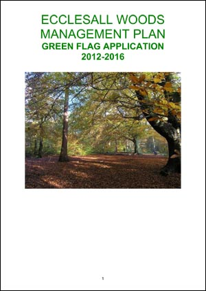 """Ecclesall Woods 2012-2016 management plan"