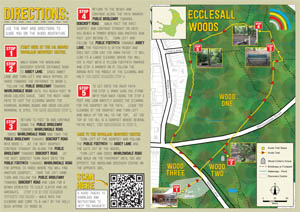 """Ecclesall Woods audio adventure"