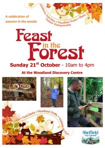Feast in the Forest – Sunday 21st October